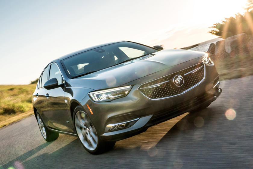 2019 Buick Regal Avenir Will Cost Over 10k More Than The Base Regal