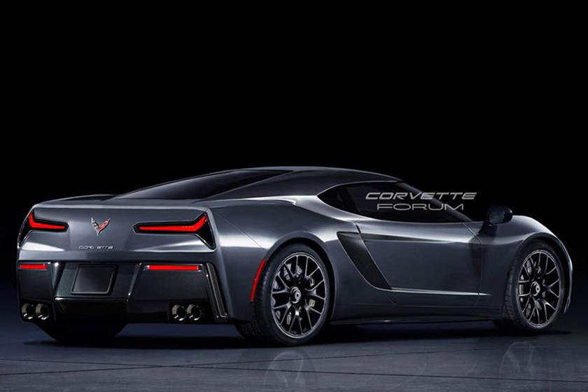 This Is The Best 2020 Mid Engine C8 Corvette Rendering So Far Carbuzz