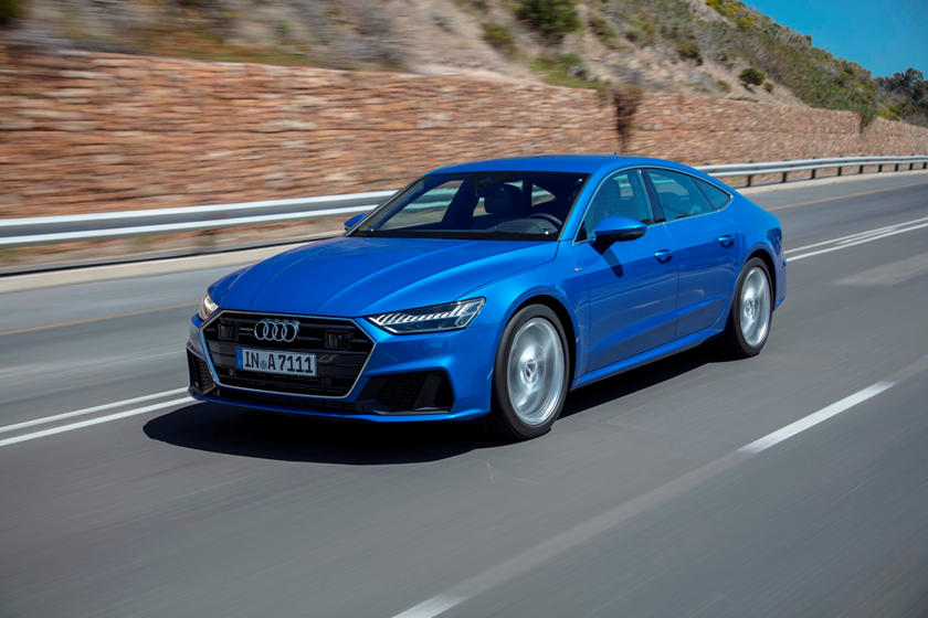 2018 Audi A7 Sportback Review Trims Specs And Price Carbuzz