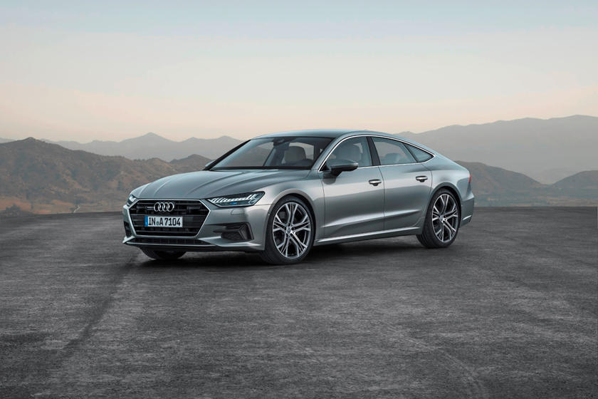 2019 Audi A7 Sportback Review Trims Specs And Price Carbuzz