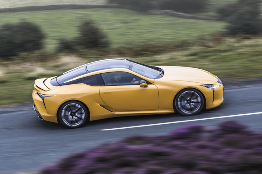 if the lexus lc 500 sounds this good - carbuzz