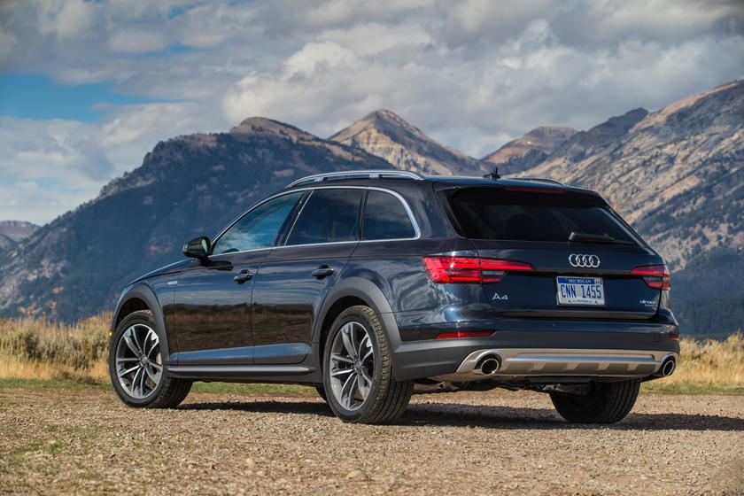 2018 Audi A4 Allroad Review Trims Specs And Price Carbuzz