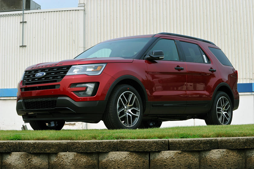 2020 Ford Explorer Engines Exposed What S Under The Hood Carbuzz