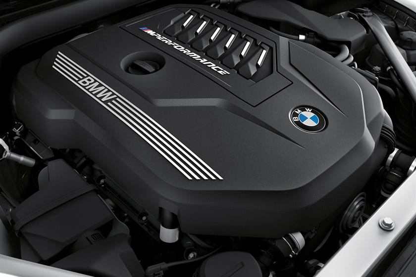 2019 BMW Z4 M40i Engine