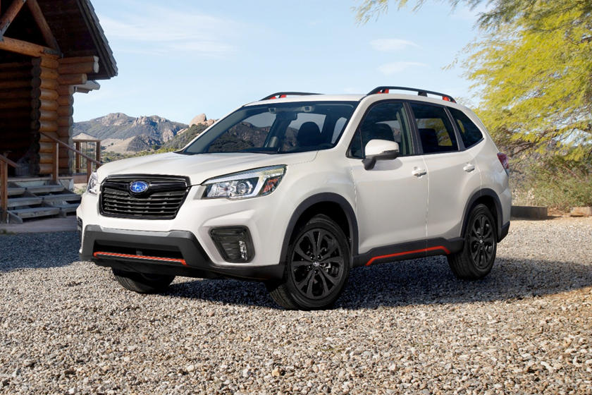2019 Subaru Forester Starts At 24 295 Includes More Standard Tech