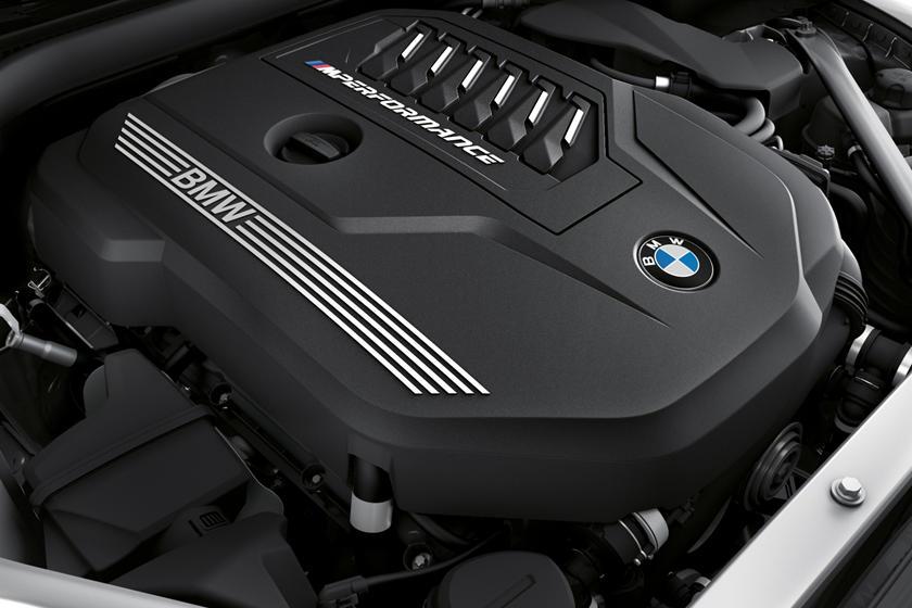 2019 BMW Z4 Roadster Engine