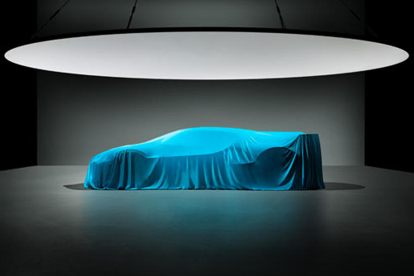 Bugatti Divo Teaser Shows A Very Different Shape From The Chiron