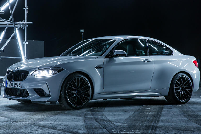 Watch The Bmw M2 Competition Set Another Bizarre World Record Carbuzz