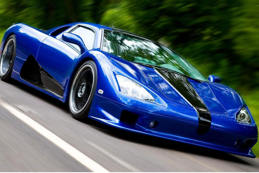 This SSC Ultimate Aero May Be The Cheapest Way To Go 250 MPH - CarBuzz