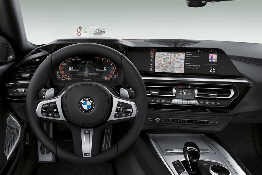 2019 BMW Z4 Roadster Steering Wheel