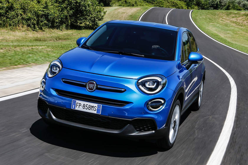 2019 Fiat 500x Revealed With Familiar Styling And New Turbo Engines