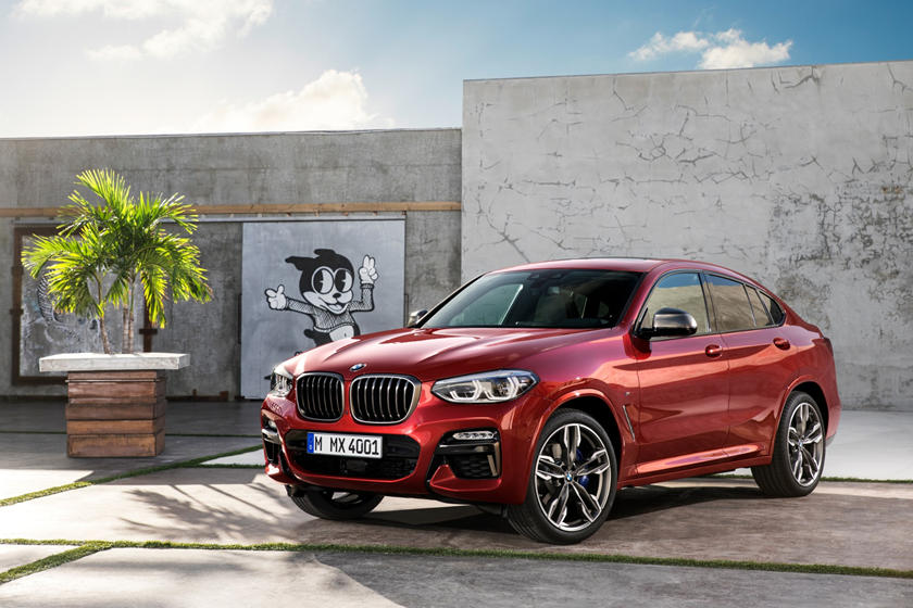 2019 Bmw X4 Review Trims Specs And Price Carbuzz