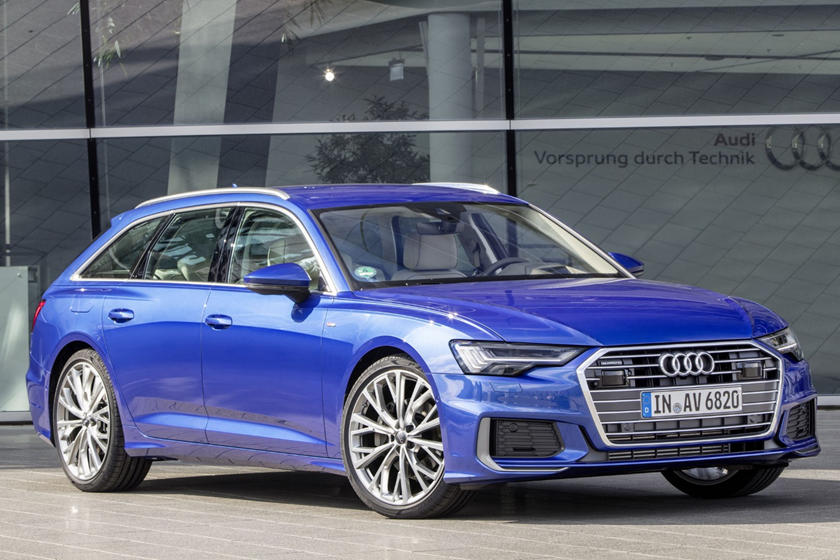 2019 Audi A6 Avant Is Another Wagon We Probably Won T Get In America