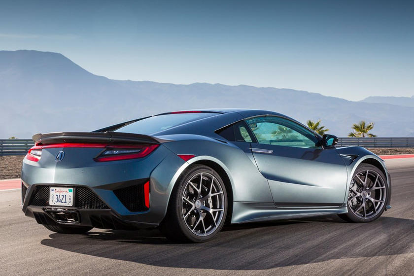 Is Your Acura Nsx On This New Recall List Carbuzz