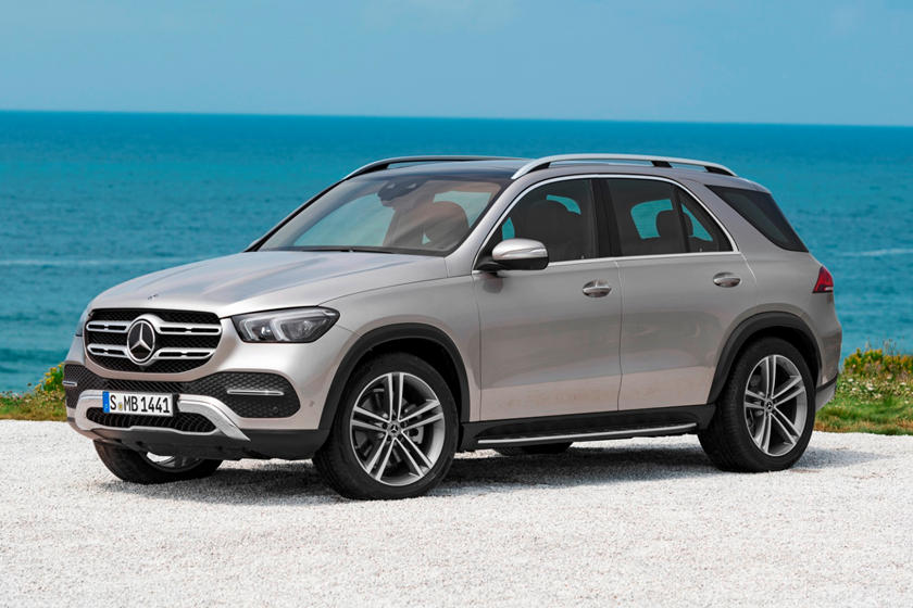 Presenting The All-New 2020 Mercedes-Benz GLE