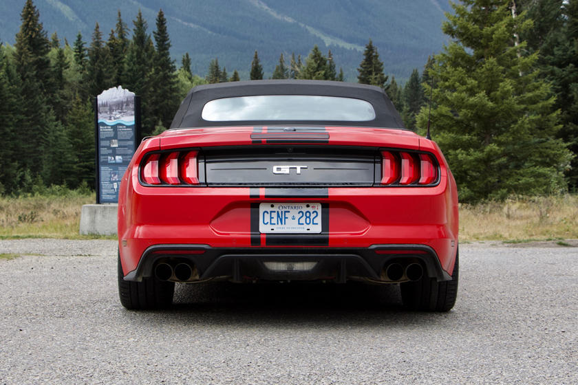 And Thats Just It Driving Around In V Or Ecoboost Mustangs Just Never Made Me Happy Never Satisfied That Itch But From The Very First Second The Engine