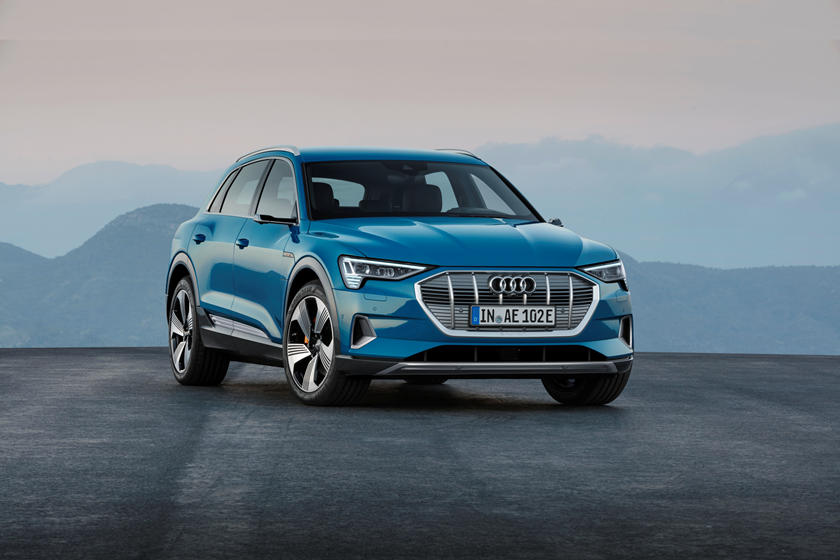 The Wait Is Over: Audi e-tron Sparks Germany's Green Car Revolution