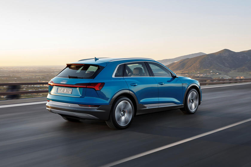 How Expensive Can You Make The Audi E Tron Suv Carbuzz