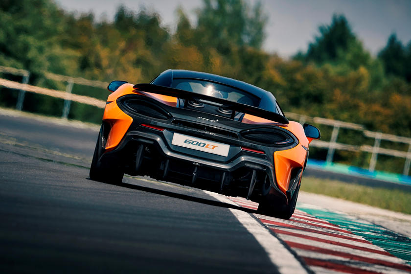 2019 Mclaren 600lt First Drive Review The Best Sports Series Yet