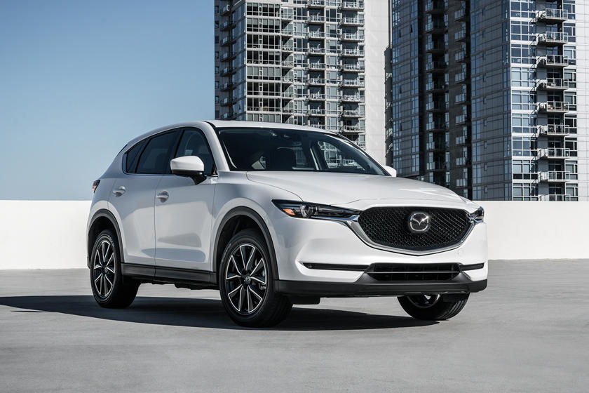 2019 Mazda Cx 5 Will Finally Get More Powerful Turbocharged Variant