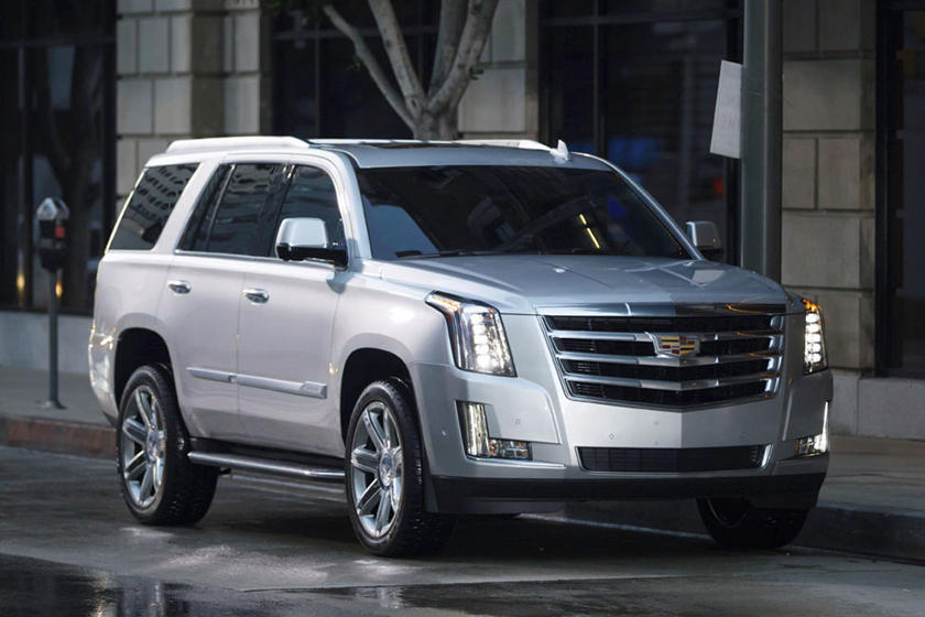 2020 Cadillac Escalade Will The Upcoming Redesign Still Bring The