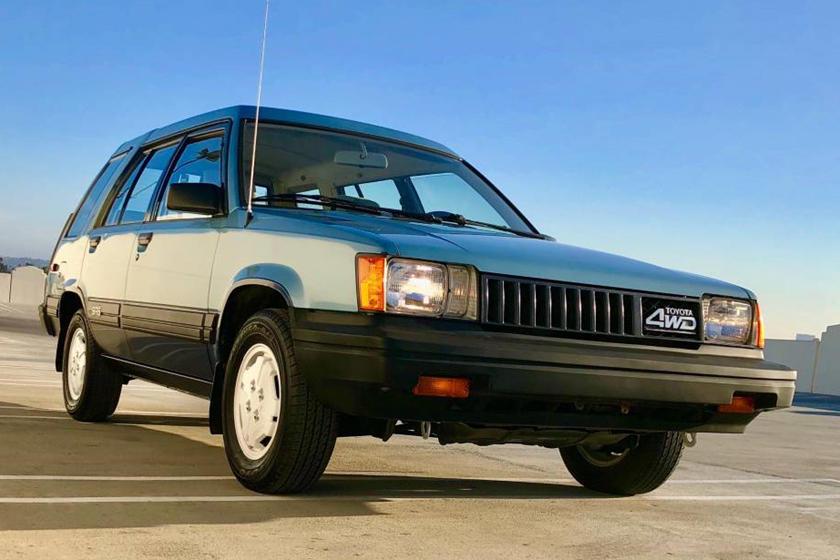 weekly craigslist hidden treasure 1985 toyota tercel wagon carbuzz rh carbuzz com toyota tercel wagon 4x4 for sale toyota tercel wagon 4 wheel drive