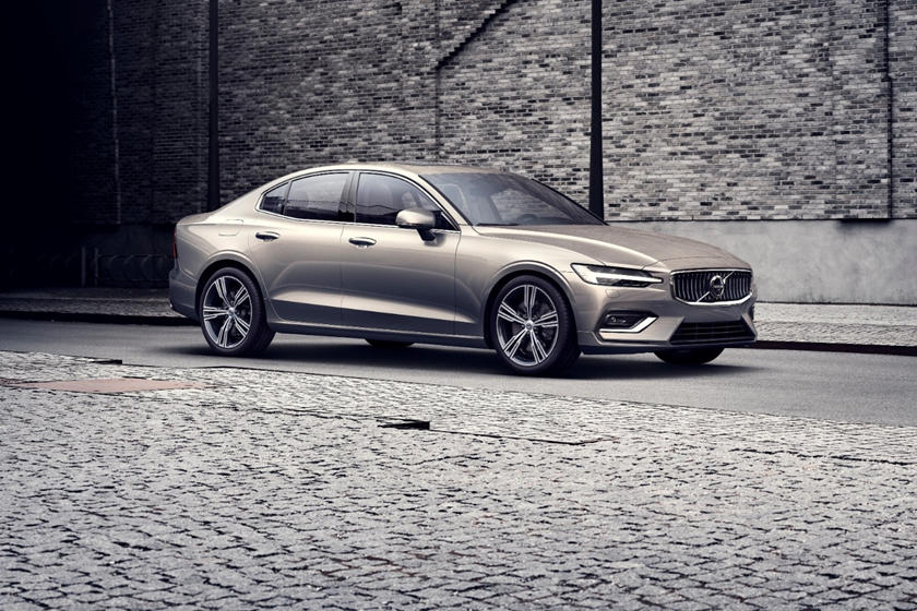 2019 Volvo S60 Review Trims Specs And Price Carbuzz