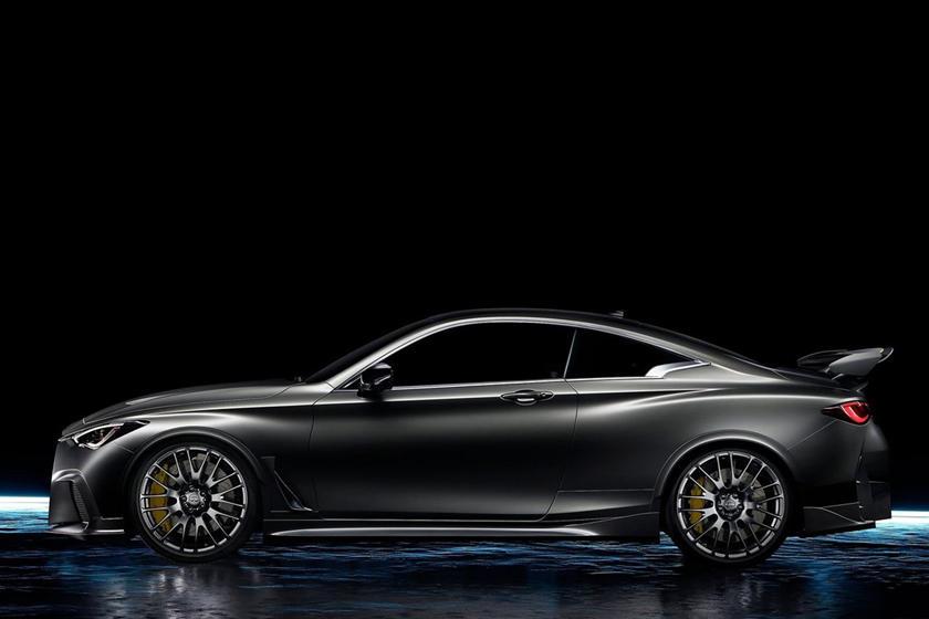 Infiniti Set To Reveal 563 Horsepower Q60 Black Sport In Paris Carbuzz