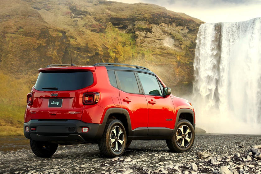 2019 Jeep Renegade Arrives With Tiny 1 3 Liter Turbocharged