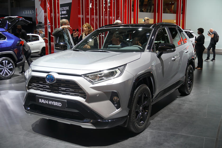 2019 Toyota Rav4 Chief Engineer Gas Station Trips Every Two Weeks