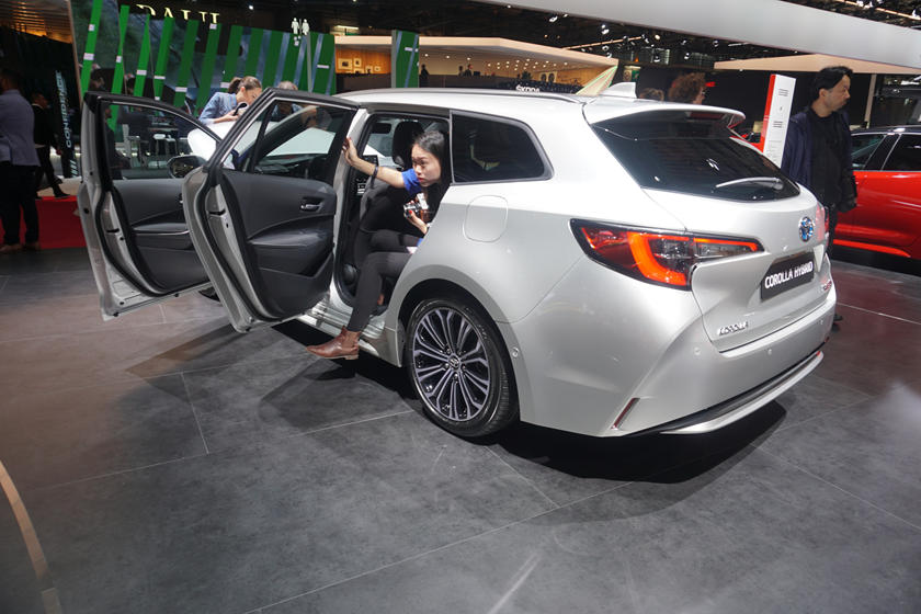 Toyota Corolla Sports Touring Is The Stretched Corolla Hatchback