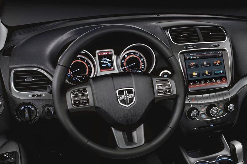 2014-2018 Dodge Journey Steering Wheel Controls
