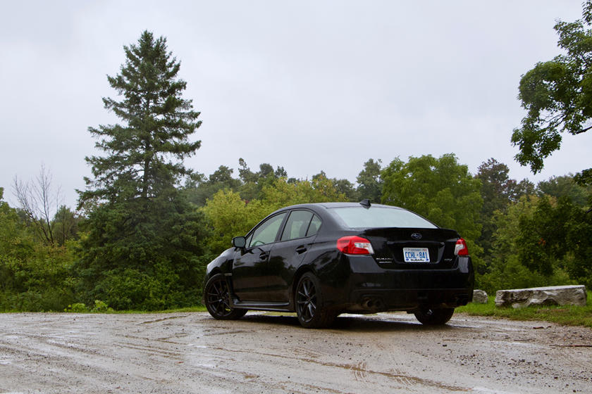 2019 Subaru Wrx Test Drive Review The Art Of Compromise Carbuzz