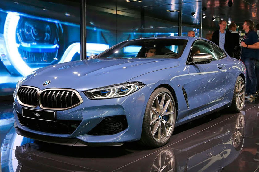 Forget About A V12 Powered Bmw 8 Series Once And For All Carbuzz