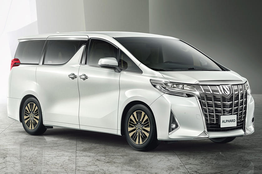 There S A Wild Rumor Claiming Lexus Wants To Build A Minivan Carbuzz