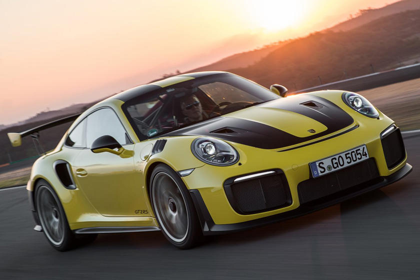 This Guy Will Trade You His Private Island For Your 2018 Porsche 911 GT2 RS