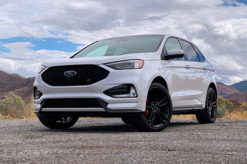 Is Ford Crazy Enough To Build An Edge Rs With A Manual Transmission