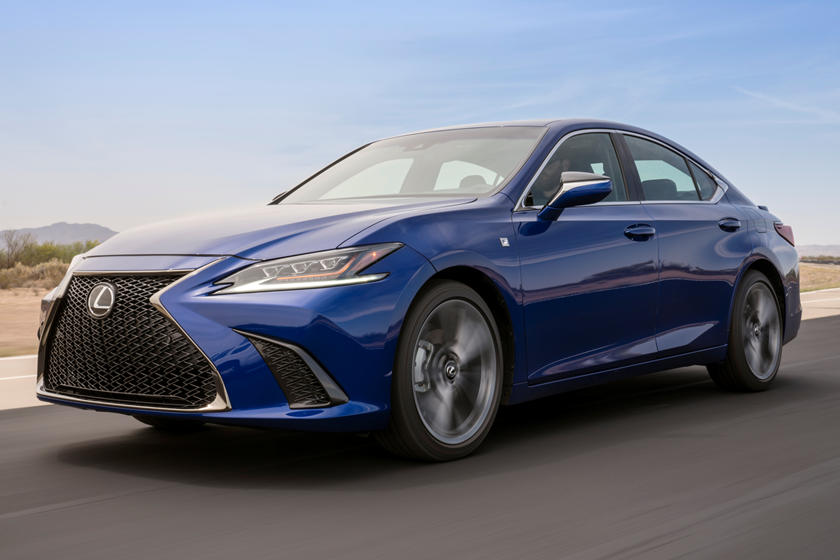 Lexus ES Engineers Spent Three Whole Years Developing The Seats