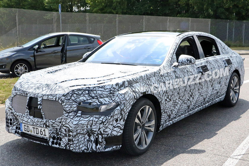 new mercedes s-class coming in 2020 with level 3 self-driving