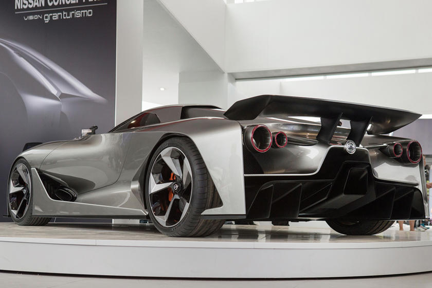Expect All Of Nissan S Future Sports Cars To Be Electrified Carbuzz