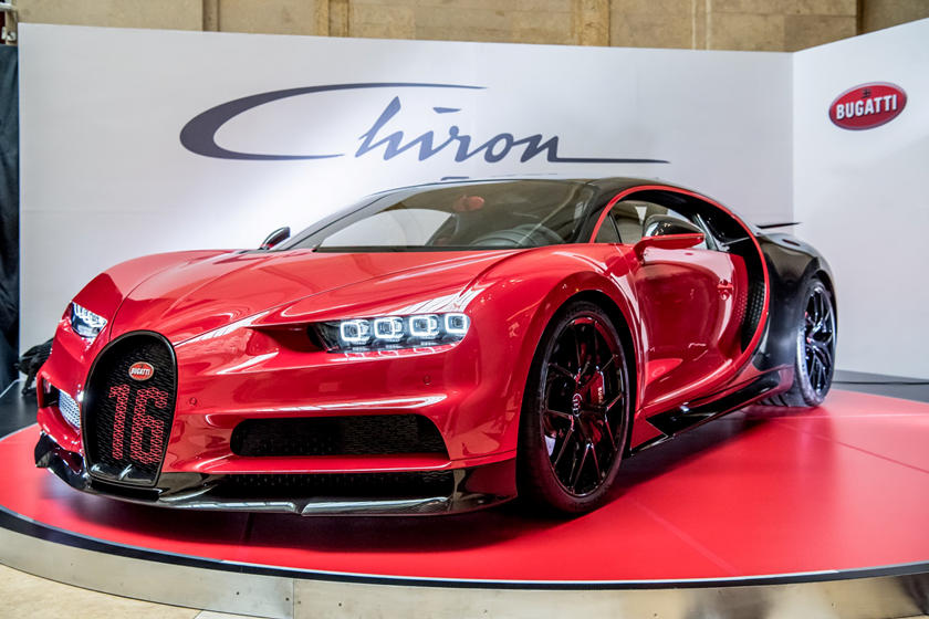Bugatti Chiron Super Sport Set For Geneva 2019 Reveal Carbuzz
