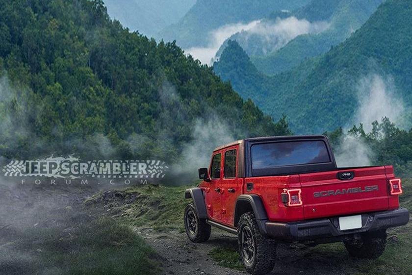 Will The 2019 Jeep Scrambler Debut At The La Auto Show Carbuzz
