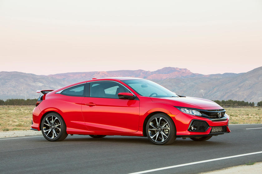 2018 Honda Civic Si Coupe Review Trims Specs And Price Carbuzz