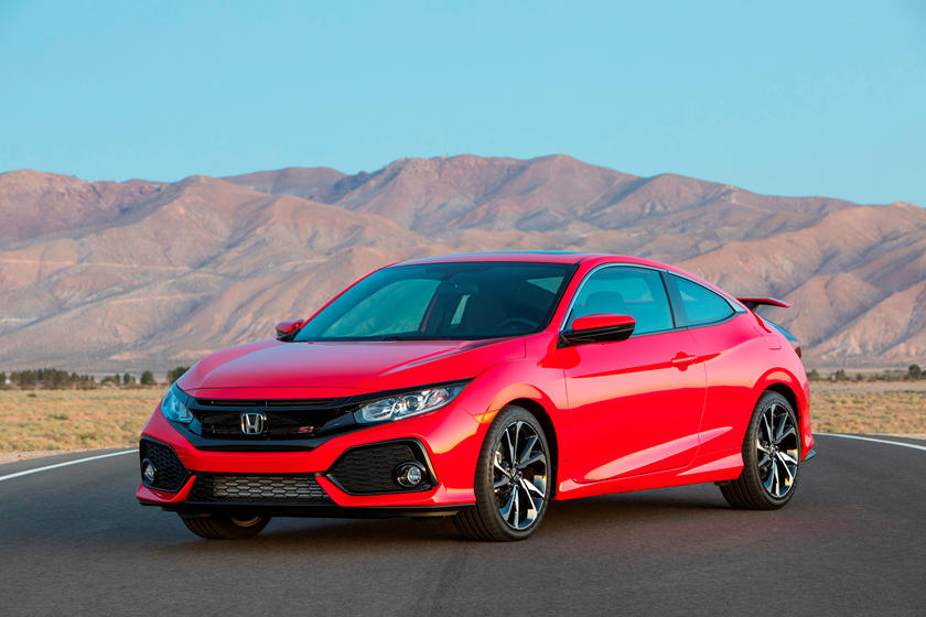 2019 Honda Civic Si Comes With New Colors And Interior Improvements