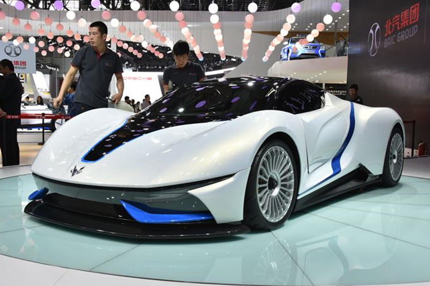 Chinese Supercars Set To Take The World By Storm