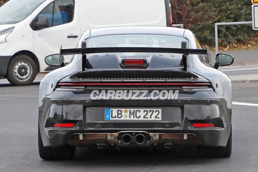 2020 Porsche 911 Gt3 Getting Closer To Production Carbuzz