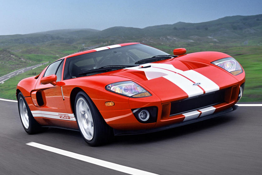 How Much Is A Brand New  Ford Gt Worth Today