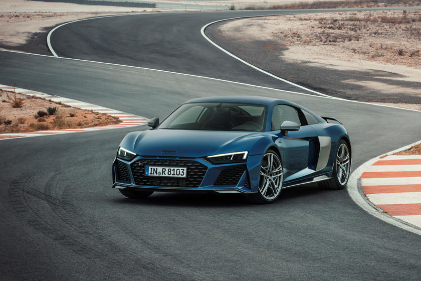 2020 Audi R8 Coupe Review Trims Specs And Price Carbuzz
