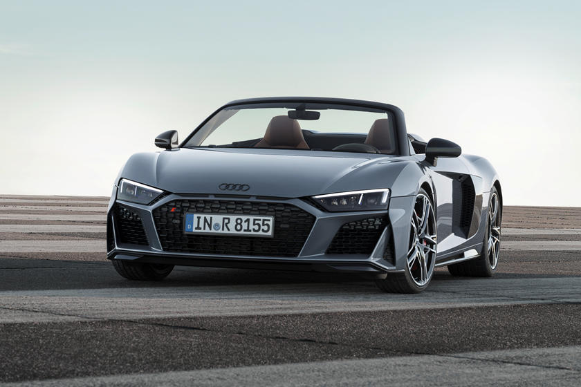 2020 Audi R8 Spyder Review Trims Specs And Price Carbuzz