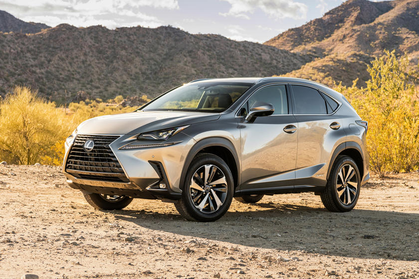 2018 Lexus Nx Hybrid Review Review Trims Specs And Price Carbuzz